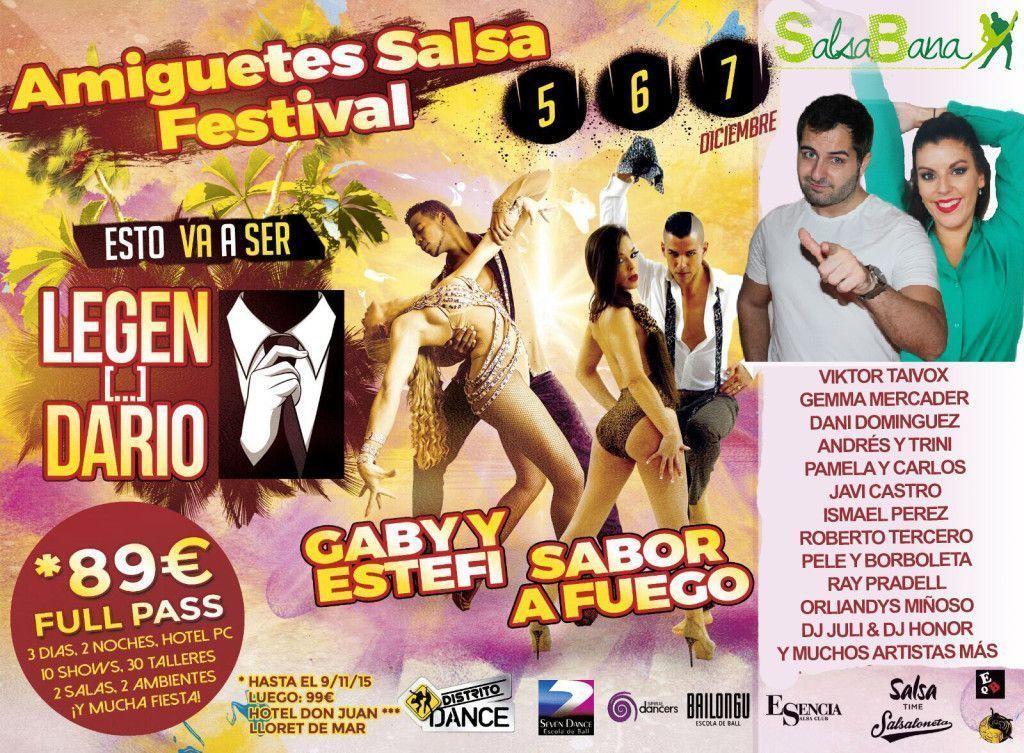 Congreso de salsa