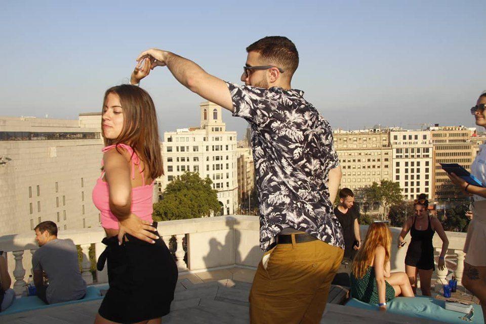 escuela de baile en barcelona