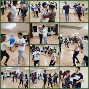 Escuela baile barcelona