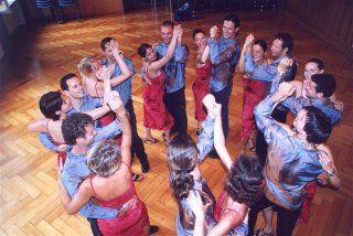origen de la salsa baile