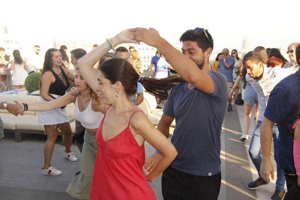 escuela de baile salsa